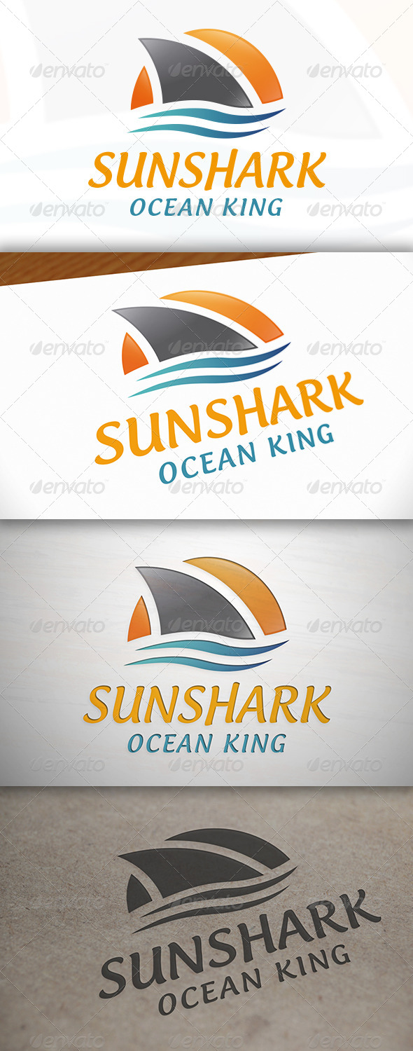 Shark Logo - Animals Logo Templates