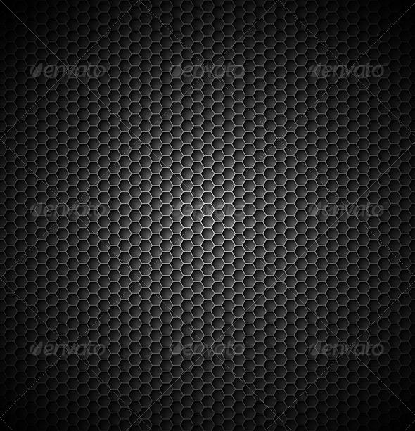 Carbon Background - Miscellaneous Vectors