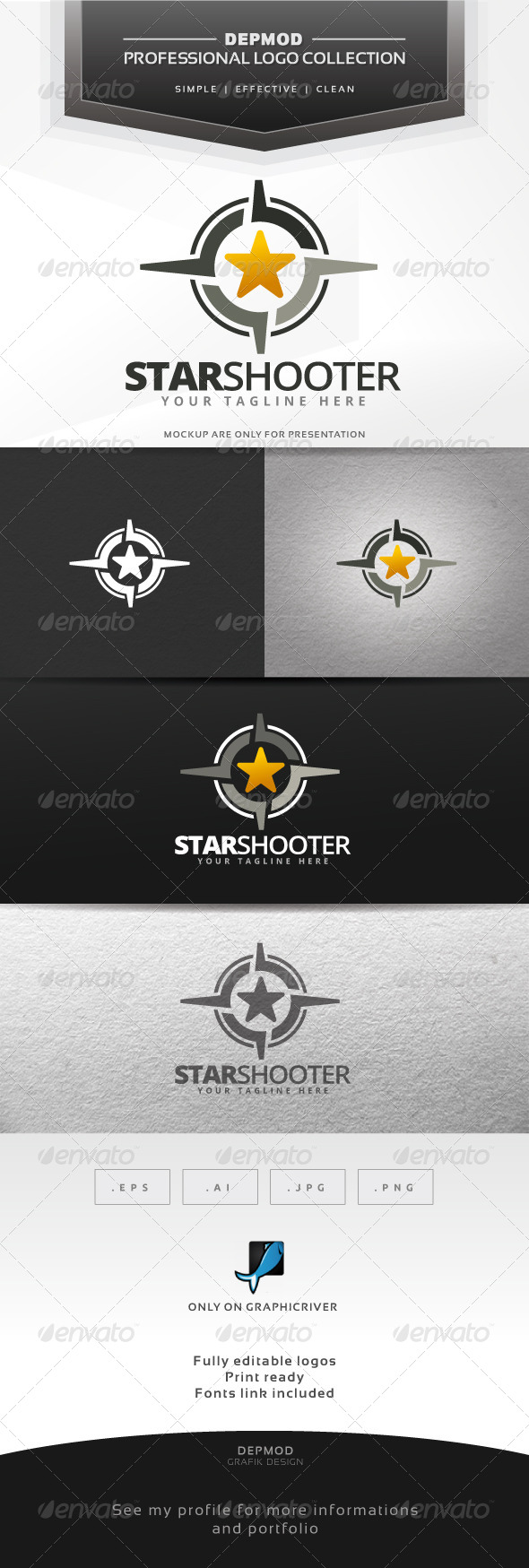 Star Shooter Logo