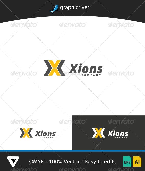 Xions Logo - Logo Templates