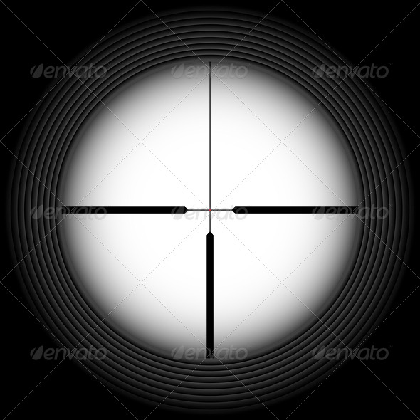 Rifle Sight - Miscellaneous Vectors