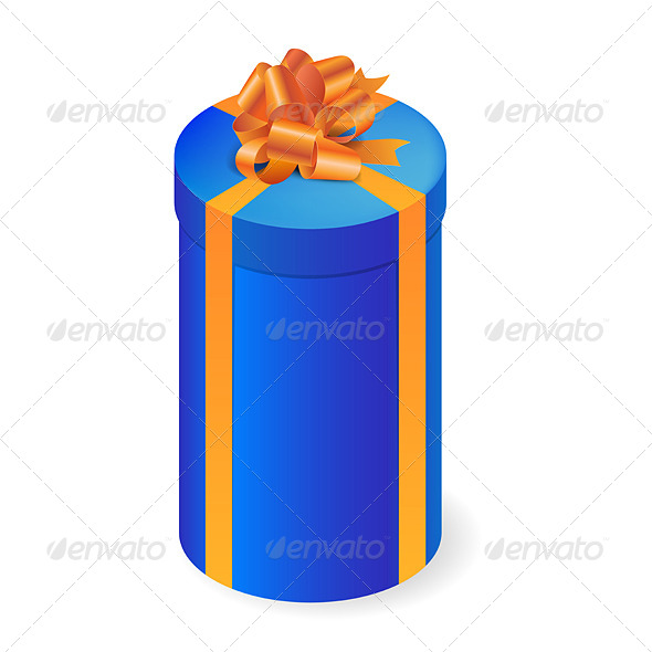 Gift Box - Miscellaneous Vectors