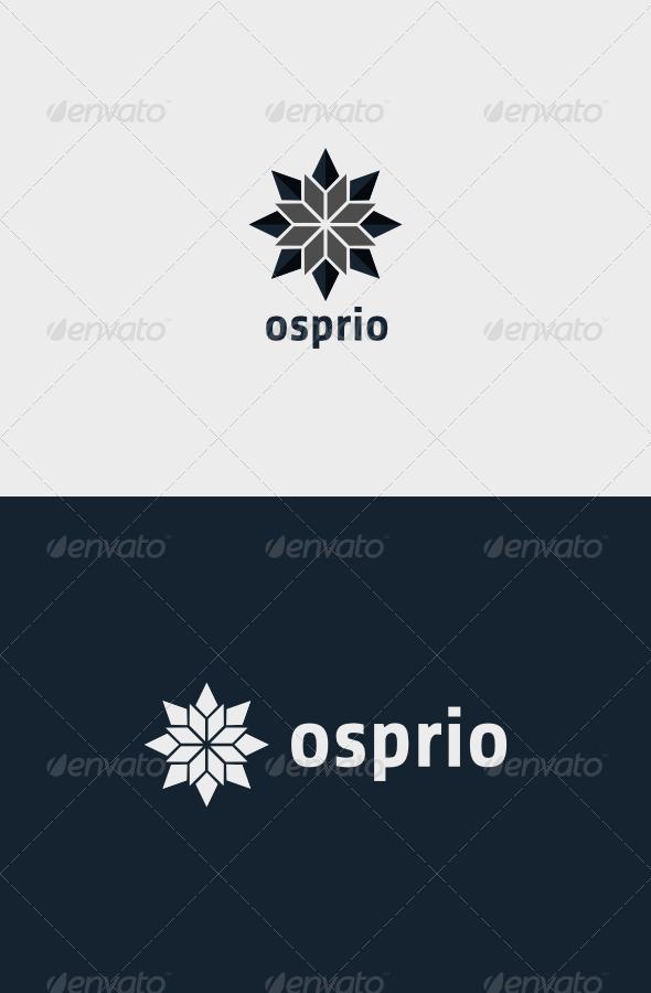 Osprio Logo - Vector Abstract