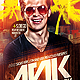 EDM DJ Flyer Template PSD - GraphicRiver Item for Sale