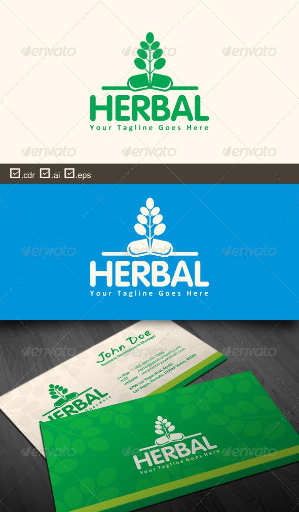 Herbal - Nature Logo Templates