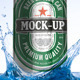 Beer Can Mock-Up | Soft Drink - Soda Can Mock-Up