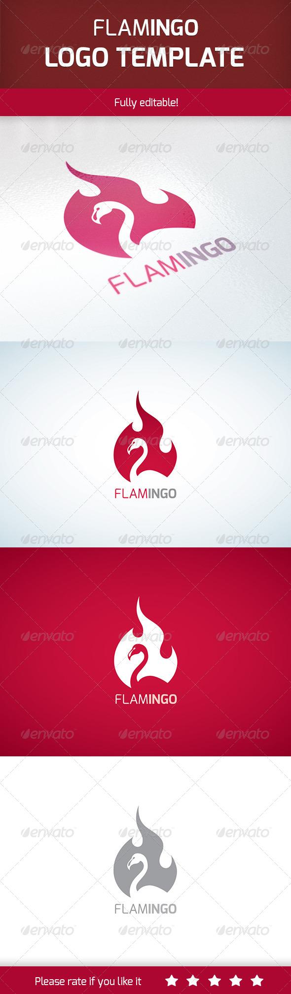 Flamingo - Logo Templates