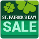 St Patrick's Day Sale Banners - GraphicRiver Item for Sale