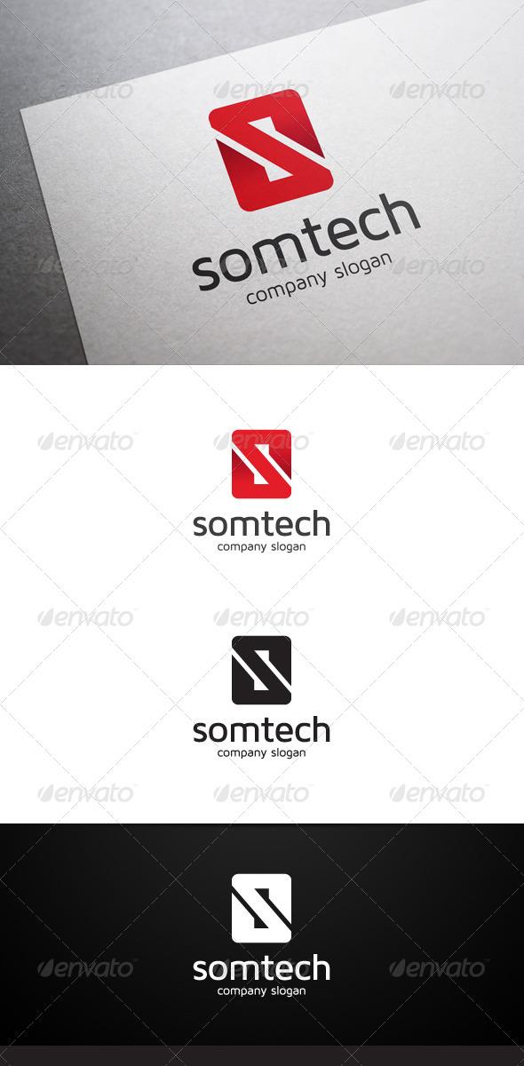 Somtech S Letter Logo - Letters Logo Templates
