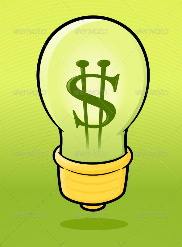 Profit Idea - Objects Vectors