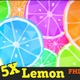 Lemon Background Pack - VideoHive Item for Sale