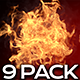 Fire Revealers - 9 Pack - VideoHive Item for Sale