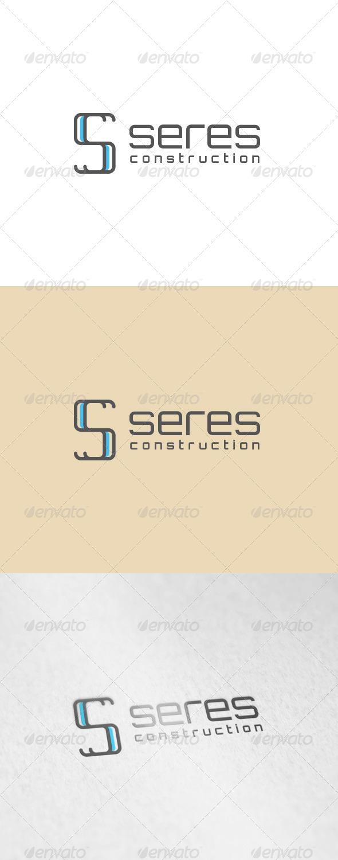 Seres Logo - Letters Logo Templates