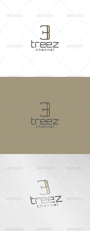 Treez Logo - Numbers Logo Templates