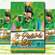 St Patricks Day Flyer Template - GraphicRiver Item for Sale