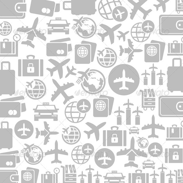 Aircraft Background - Miscellaneous Vectors