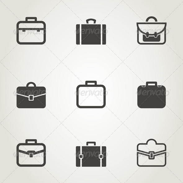 Portfolio Icons - Man-made Objects Objects