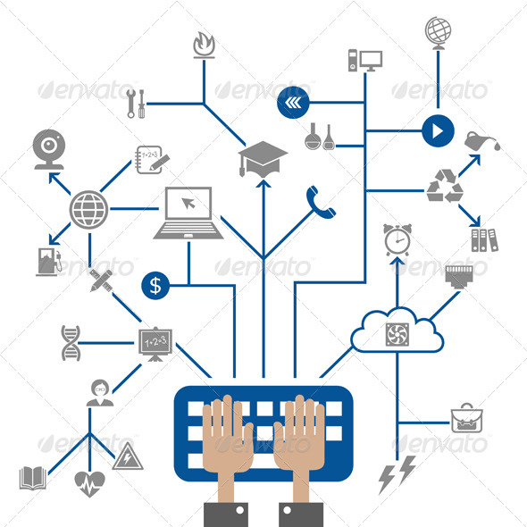 Science Network - Web Technology