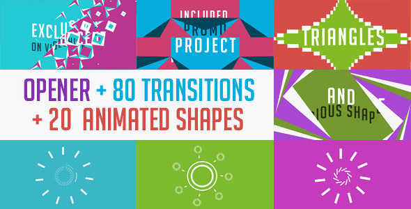 Transitions by AeMar | VideoHive