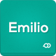 Emilio - Responsive Email Template - ThemeForest Item for Sale