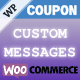 WooCommerce Coupon Messages