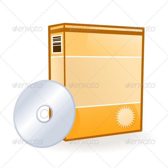 Software Bundle - Objects Vectors