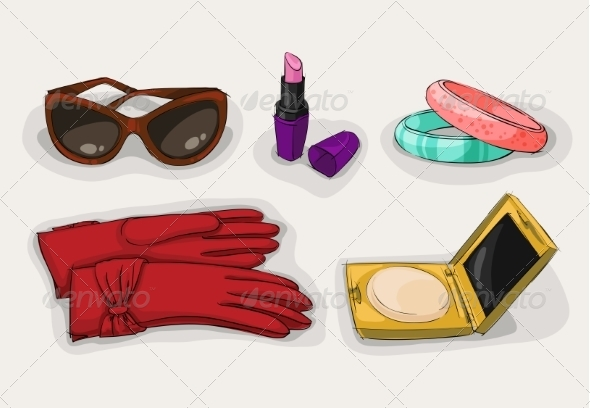 Women Accessories  - Retail Commercial / Shopping