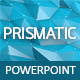 Prismatic Powerpoint Template - GraphicRiver Item for Sale