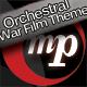 War Film Theme