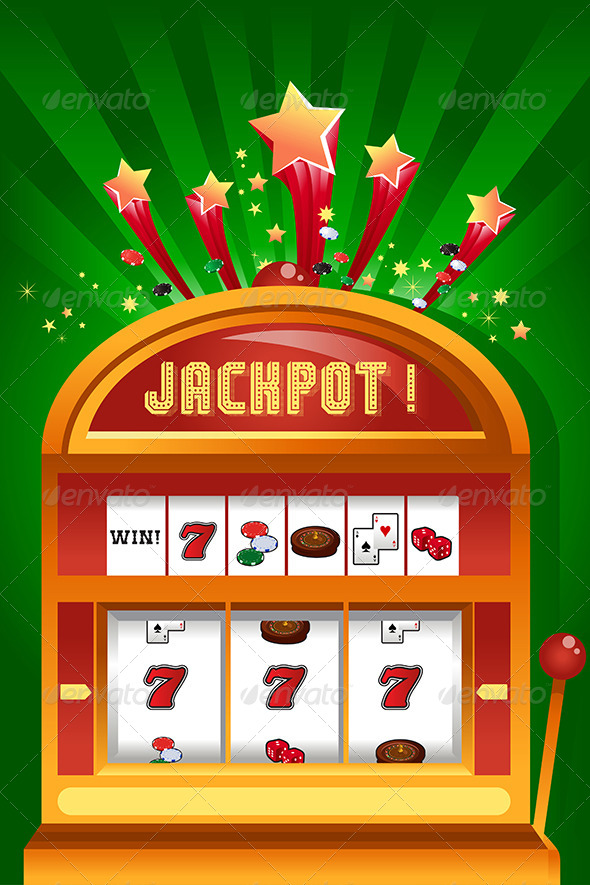 Casino Gambling Design - Backgrounds Decorative