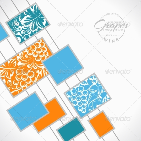 Color Version of Text Square - Miscellaneous Conceptual