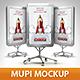 Mupi Billboard Mockup