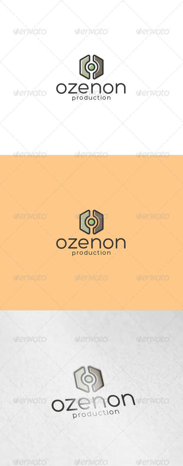Ozenon Logo - Abstract Logo Templates