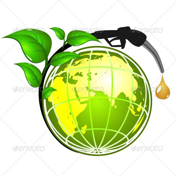 Ecology Concept - Commercial / Shopping Conceptual