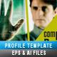 Company Profile 01 - GraphicRiver Item for Sale