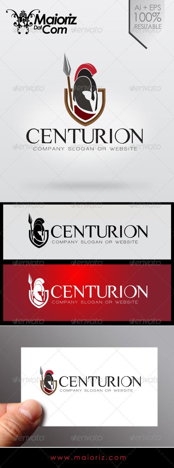 Centurion Company Logo - Humans Logo Templates