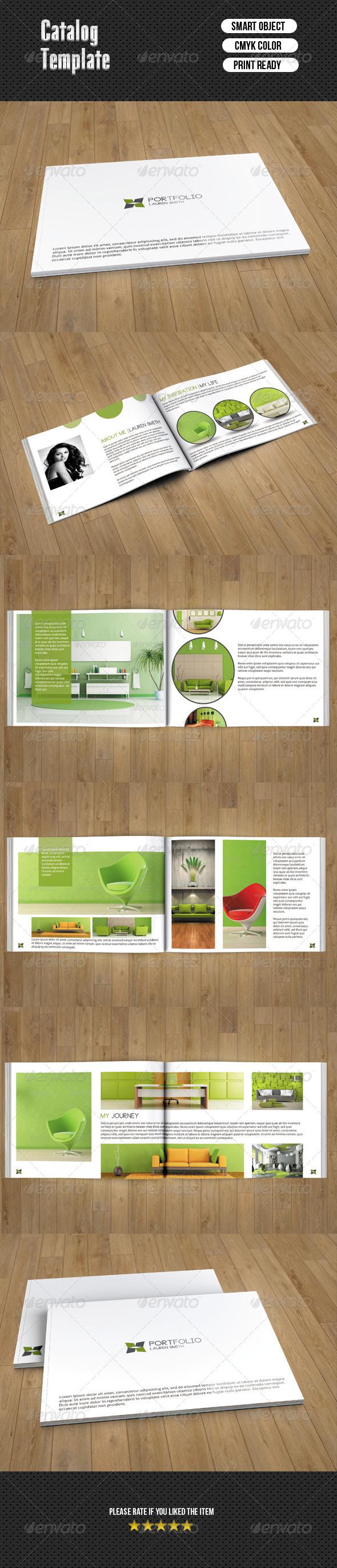 Portfolio Catalog - 10 Pages - Catalogs Brochures
