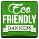 Banners for Eco Friendly Products - GraphicRiver Item for Sale