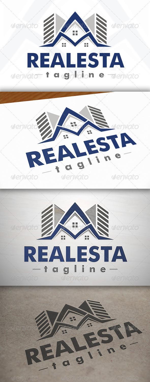 Home Build Logo - Buildings Logo Templates
