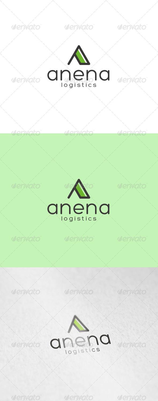 Anena Logo - Letters Logo Templates