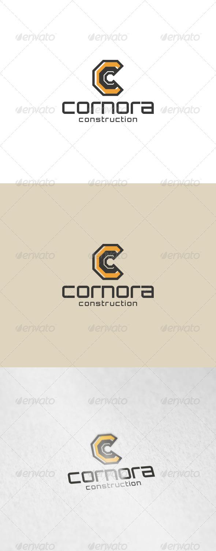 Cornora logo - Letters Logo Templates