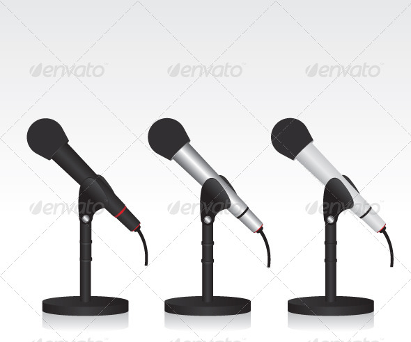 Microphone - Technology Conceptual