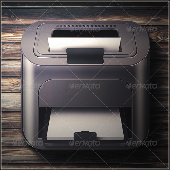 Printer Icon - Icons