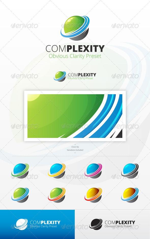 ComPlexity Logo - Symbols Logo Templates