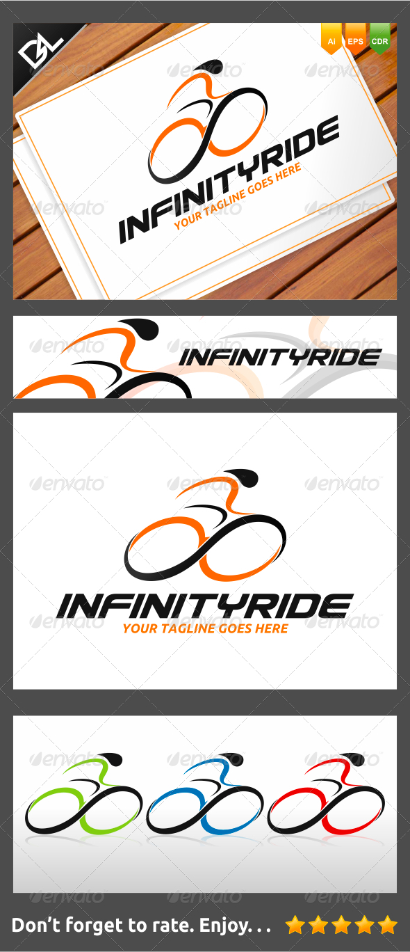 Infinityride - Objects Logo Templates