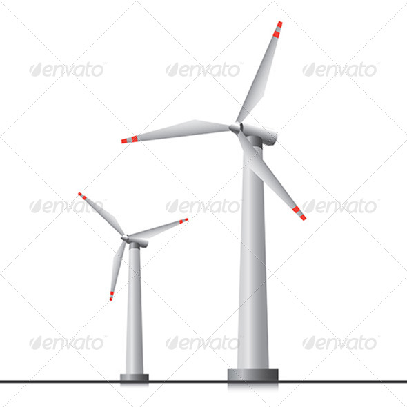 Isolated Wind Turbines - Technology Conceptual