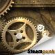 Steampunk Logo Reveal - VideoHive Item for Sale