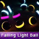 Falling Light Ball - VideoHive Item for Sale
