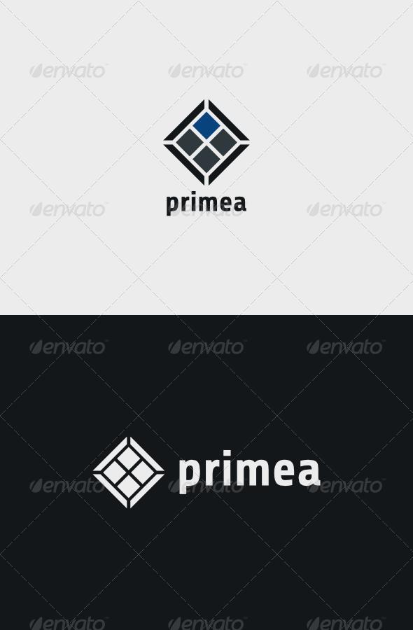 Primea Logo - Vector Abstract