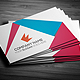 Modern Official Business Card Template - GraphicRiver Item for Sale